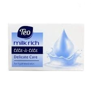 Teo Sapun Milk Rich Delicate Care -100g
