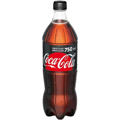 Coca Cola Zero Zahar - 750ml