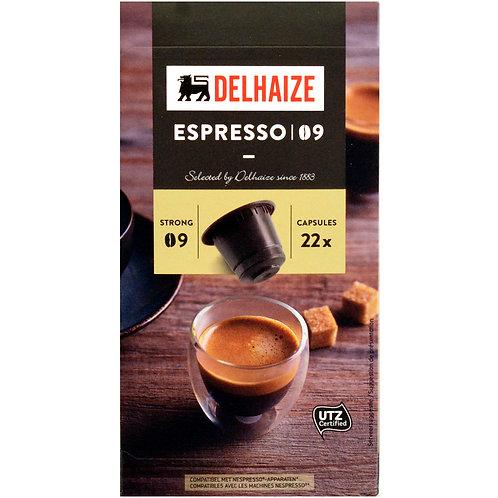 Cafea espresso capsule - DLL - 22 buc