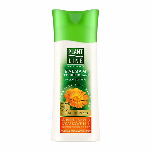 Plant Line balsam galbenele - 230ml