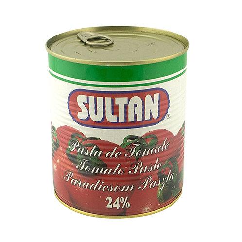 Pasta de tomate - SULTAN - 800g