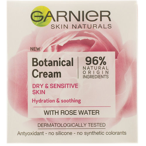 Garnier Skin Naturals Crema Fata Trandafir - 50ml