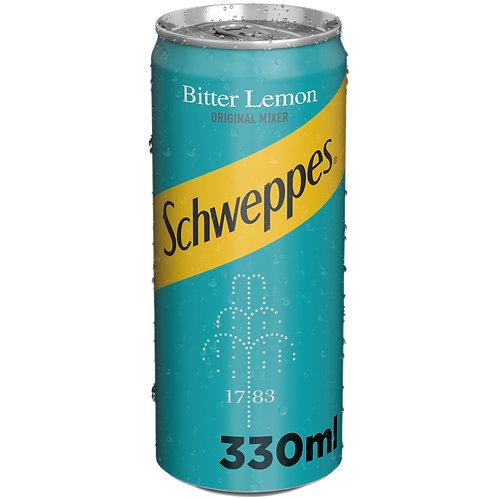 Schweppes Bitter Lemon - 330ml