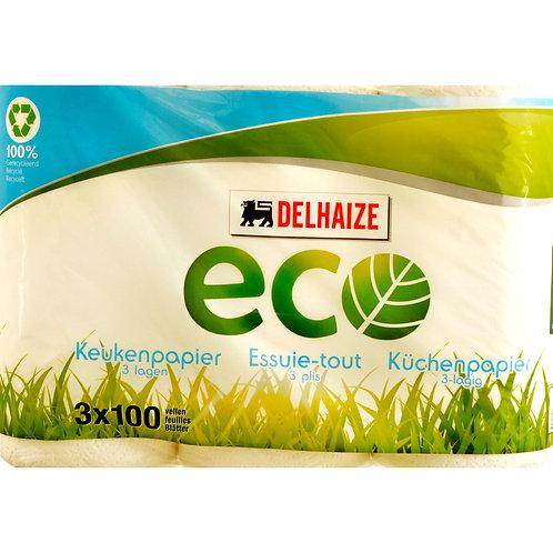 Delhaize Eco Role Bucatarie 2 Straturi 3buc