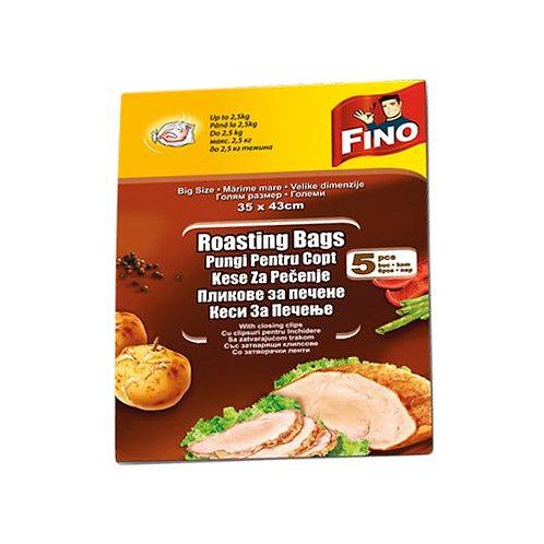 Fino - pungi pentru copt - 5buc