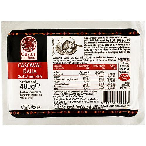 Cascaval Dalia - Gusturi Romanesti  - 400g