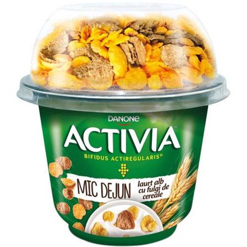 Iaurt fulgi de cereale - ACTIVIA - 168g