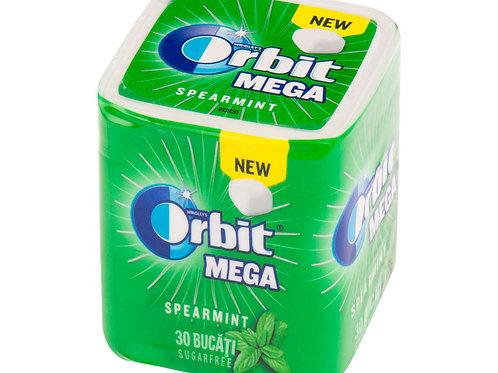 Orbit Mega Spearmint - 30 buc