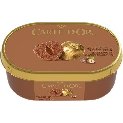 Carte D Or Choco Hazelnut - 750ml
