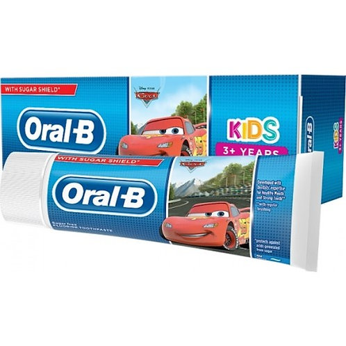 Oral B Sugar Shield 3-5 ani - 75ml