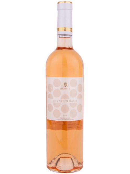 Berne Esprit Méditerranée Vin Rose 0,75L