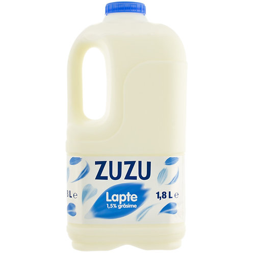 ZUZU lapte consum 1.5% 1.8l