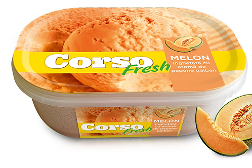 Corso Fresh Yogurt Melon - 900ml