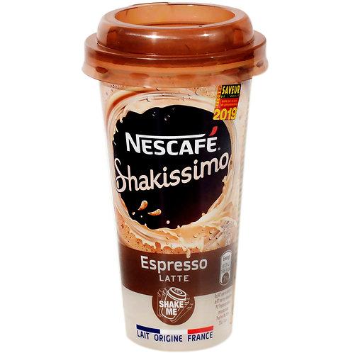 Shakissimo Espresso Latte - NESCAFE - 190ml