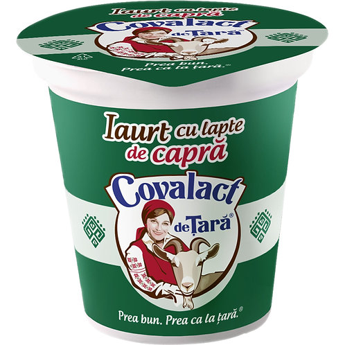 COVALACT DE TARA iaurt capra 125g