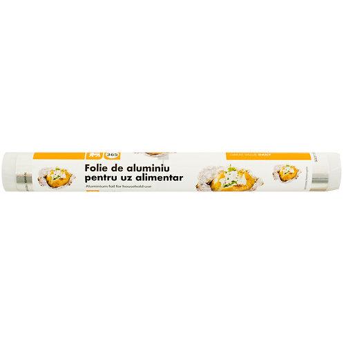 Folie Aluminiu Alimentara 365 - 10m