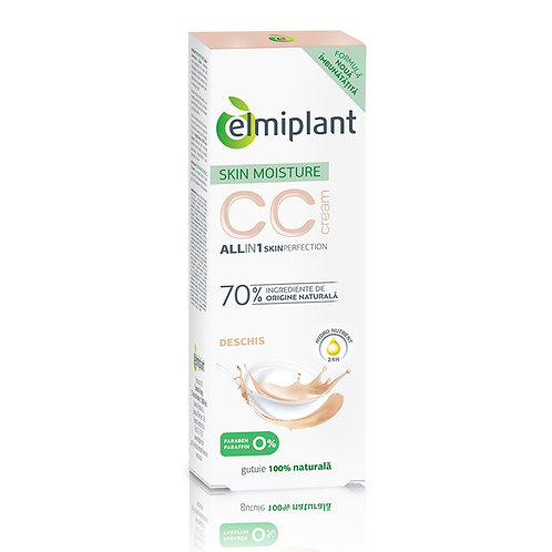Elmiplant Skin M CC Crema Light - 50ml