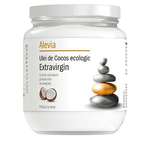 Alevia Ulei de Cocos Ecologic Extravirgin - 200ml