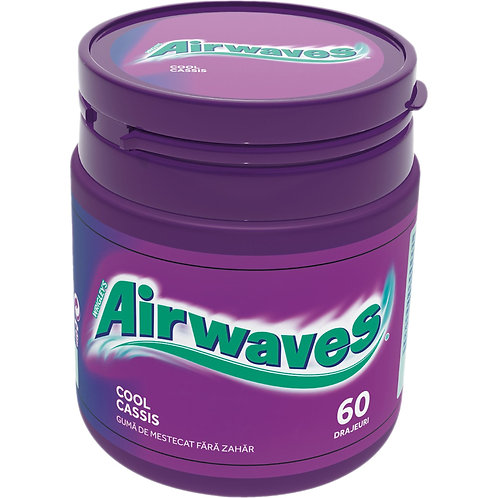 Airwaves Cool Classic Bottle - 60 dr