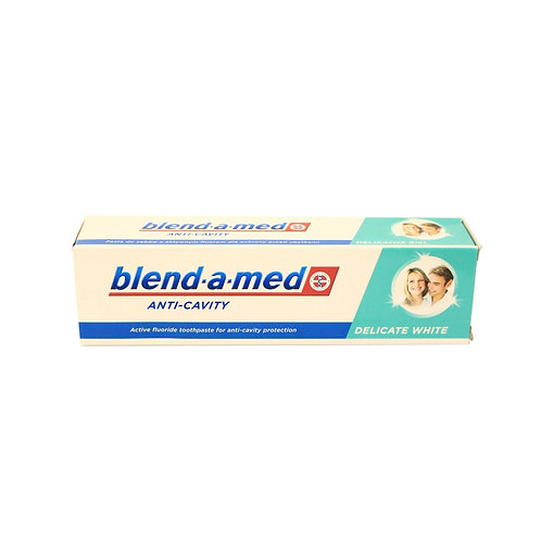 Blend a Med Anti Cavity Delicate White - 100ml
