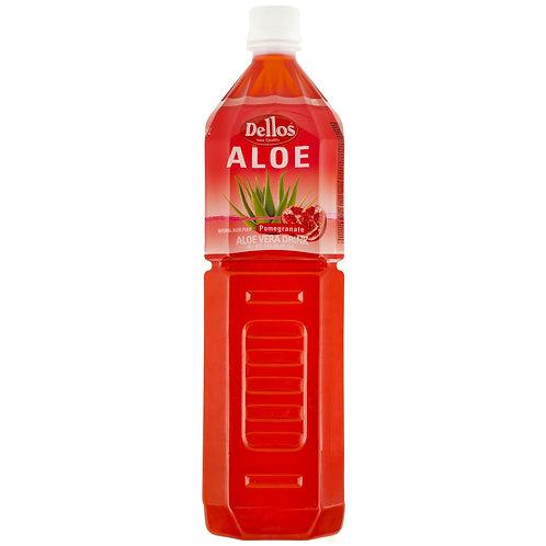 Dellos Aloe Vera Pomegranate - 1.5l