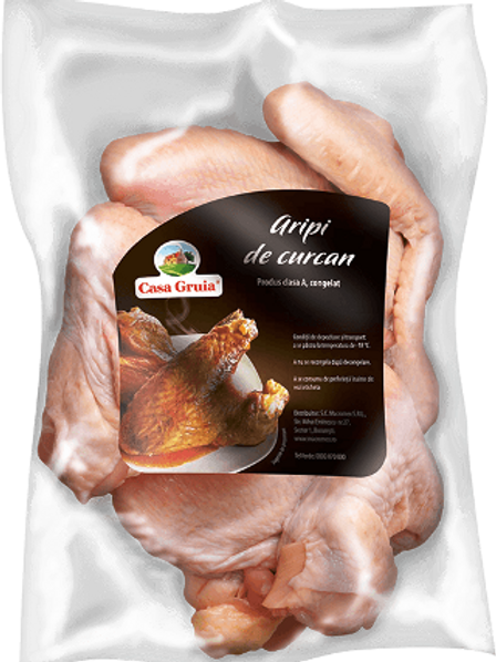 Aripi de Curcan -Casa Gruia- pret/kg