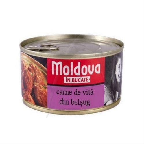 MOLDOVA Conserva carne vita 300G