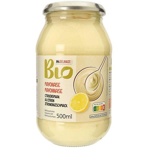 Maioneza BIO cu lamaie - DLL - 500ml