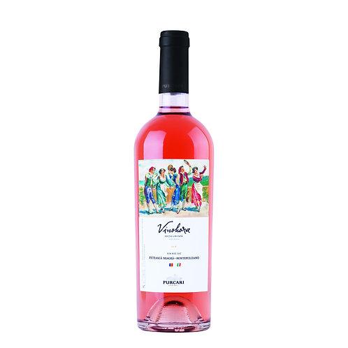 Purcari - Vinohora Vin Rose Sec 0,75