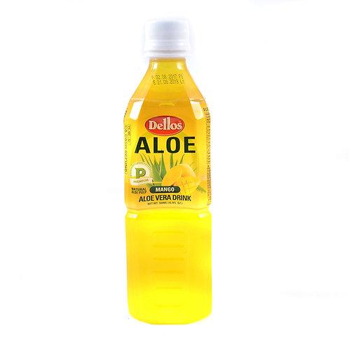 Dellos Aloe Vera Mango - 500ml