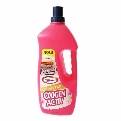 Oxigen Activ rufe colorate - Misavan - 2L