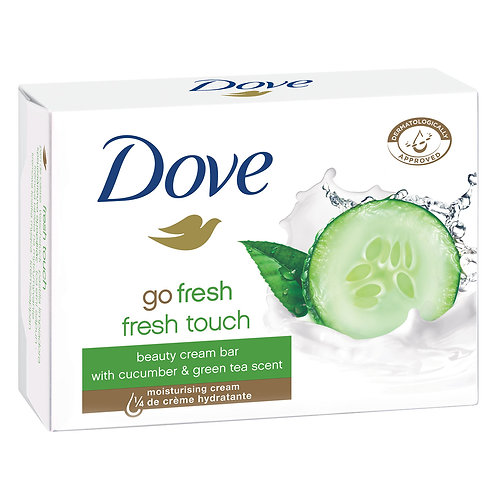 Dove Sapun Solid Fresh Touch - 100g