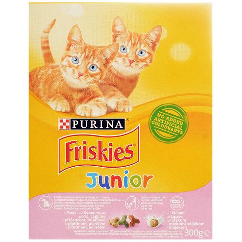 Friskies - Hrana pentru pisici -Junior- 300g