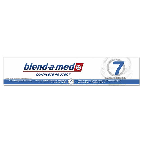 Blend a Med Complete Protect 7 Original - 100ml