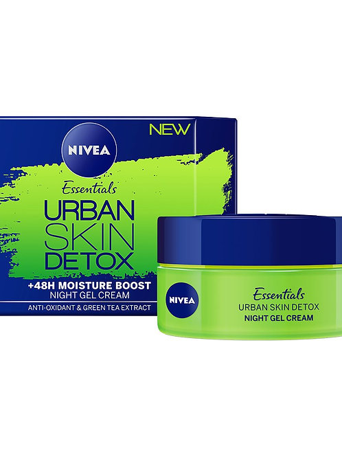 Nivea Crema de Noapte Urban Skin - 50ml