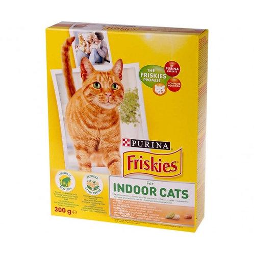 Friskies - Hrana pentru pisici - 300g