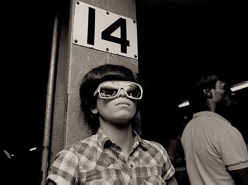 Photograph - 14th Street