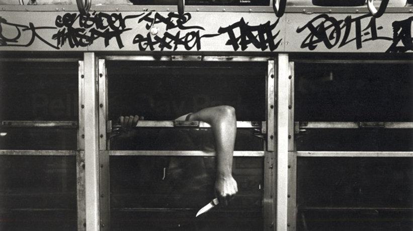 Subway Photo - Knife