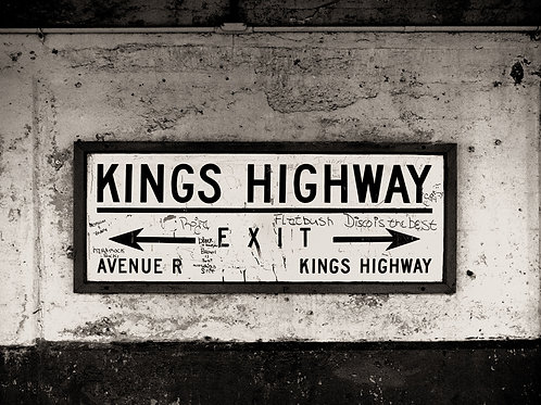 Photograph - Kings Hwy