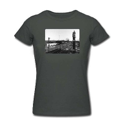 1980s NYC subway t-shirt - Coney Island