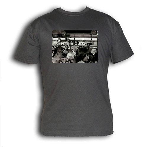 1980s NYC subway t-shirt - Hangers