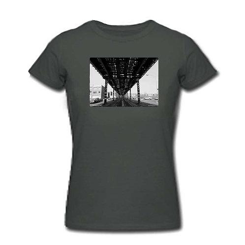 1980s NYC subway t-shirt El