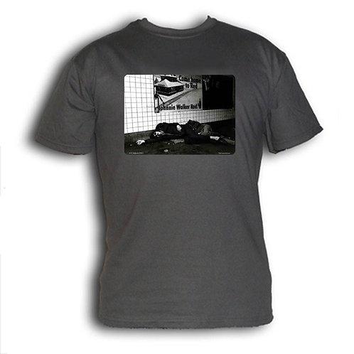 1980s NYC subway t-shirt - Johnny
