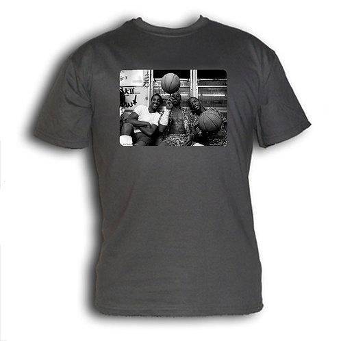 1980s NYC subway t-shirt - Ball