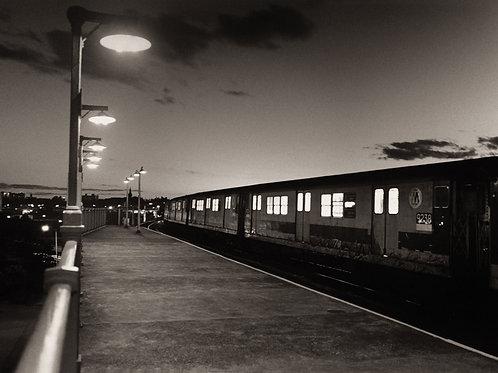 Photograph - Night Lights