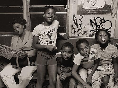 Photograph - YMCA kids