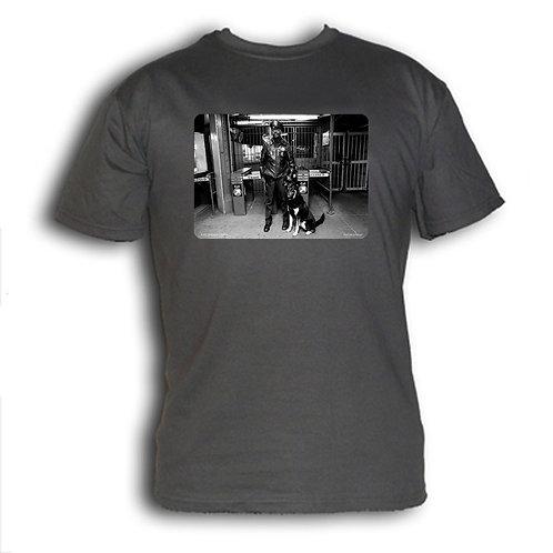 1980s NYC subway t-shirt - George Washington