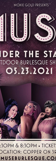 5/23 - Muse Burlesque