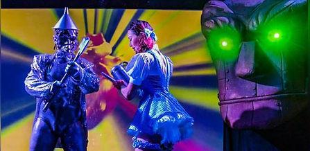 Tito Bonito Tin Man The Wizard of Oz
