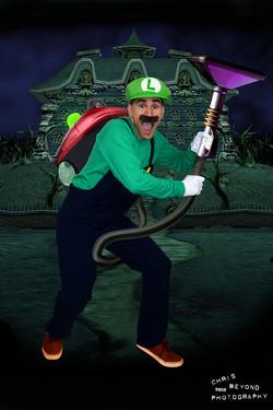 as Luigi